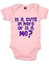 DF, Is it cute in here or is itme?, Body Bébé fille