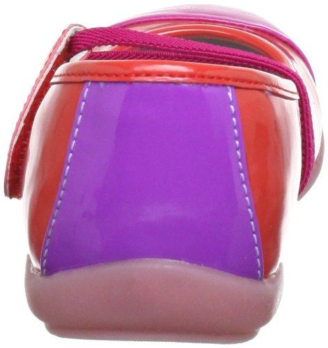 Primigi 8144000, Ballerines fille Rouge (Corallo/Fuxia)