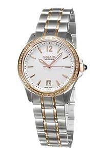 Golana Aura Pro Swiss Made Ladies Diamond Set Watch AU150-4