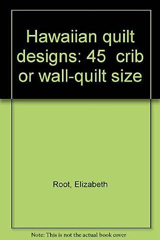 Hawaiian quilt designs: 45