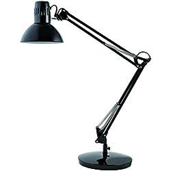 ALBA ARCHITECT DESK LAMP 60W BLACK