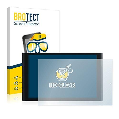 BROTECT Schutzfolie kompatibel mit Medion Lifetab X10302 (MD 60347) [2er Pack] - klarer Bildschirmschutz