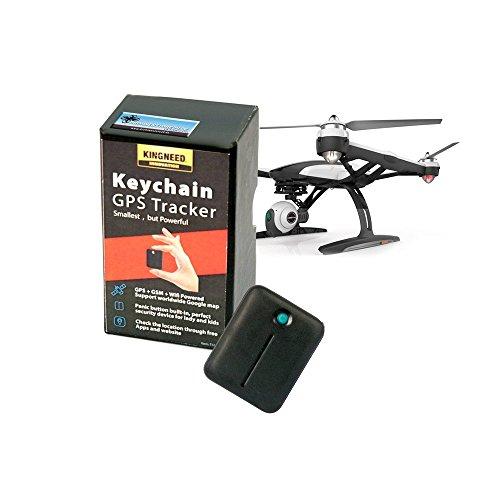 Preisvergleich Produktbild Kingneed T510w GPS + Wifi Tracker Ideal für Drohen Taschen Koffer Schlüsselanhänger