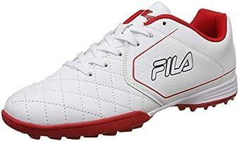 Fila Men's Pass WHT/CHN Rd Multisport Training Shoes-6 UK/India (40 EU)(11006058)