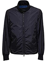 MONCLER 6467X Giubbotto uomo HERNEST Reversible Windstopper Blue Jacket Man