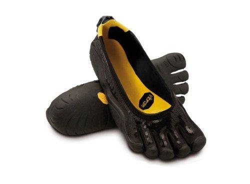 Vibram Five Fingers Funktionsschuh Casual W108S Classic Paillettes schwarz EU - Finger Turnschuhe
