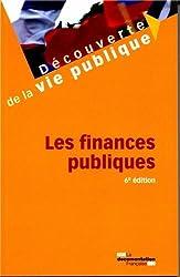 Les finances publiques - Sixième édition