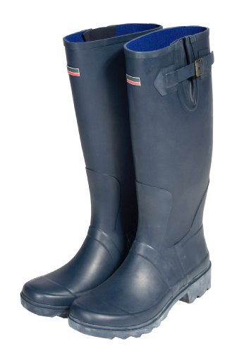 Town & Country Premium Gummistiefel, UK 3 / EU 36, marineblau -