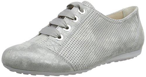 Semler Nele, Baskets Basses Femme Grau (017 - grigio)