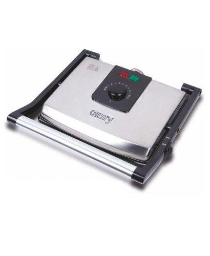 Camry-CR6603-Grill-2000-W-color-plateado