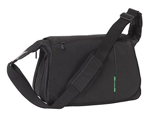 Oferta de Rivacase Black - Funda para cámaras SLR y Tablets, Negro