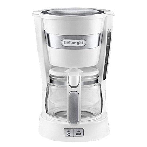 DeLonghi cafetera eléctrica de goteo de mini goteo Brewer 5-cup 0.65l...