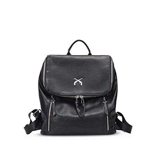 NICOLEDORIS-New-Women-School-College-Travel-Outdoor-Shoulder-Bag-Backpack-Waterproof-Soft-PU