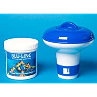 Small Dispenser with 50 Ultimate Chlorine Tablets 20g