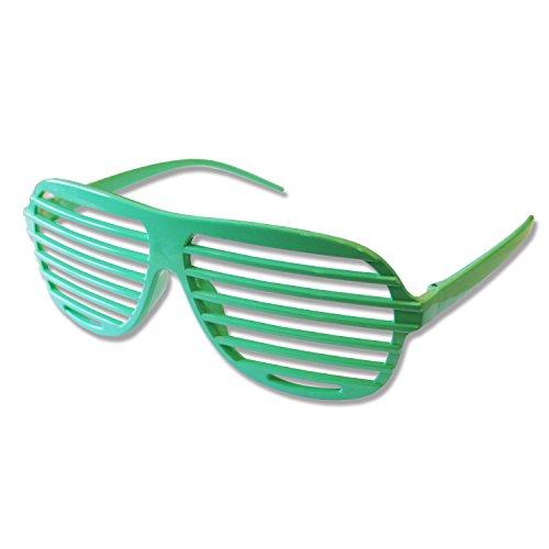Shutter Shades mintgrün / Mint Green Neuheit Sonnenbrille