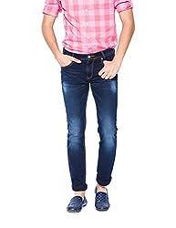 Mufti Blended Jeans MFT-18316-B-76-BLACK STONE