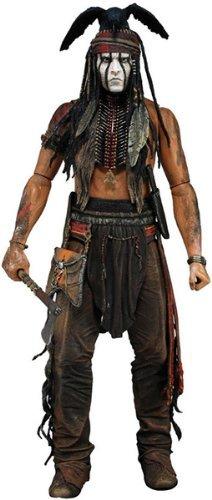 Kostüm Tonto - Neca [UK-Import] Lone Ranger 7 inch Action Figure - Tonto