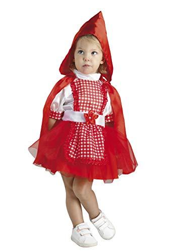 Clown Republic 17924/24 - Sombrero rojo para bebé