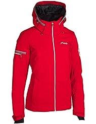 Phenix Eternal - Chaqueta de esquí para mujer, invierno, mujer, color rojo, tamaño medium
