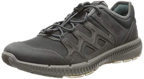 ECCO Terracruise II, Zapatos de Low Rise Senderismo para Mujer, Gris Titanium 1244, 38 EU