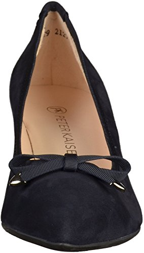 Peter Kaiser 58847 Damen Pumps Blau(Navy)