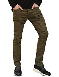 Herren - Red Bridge Bikerhose khaki
