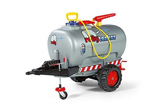 Rolly Toys Anhänger Rolly Toys rollyTanker Fass-Anhänger mit Pumpe und Spritze (für Kinder von 3 - 10 Jahre, mit Stützrad, max. Befüllung 30 Liter) 122776