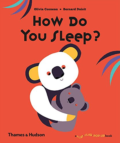 How do you sleep ? par Olivia Cosneau