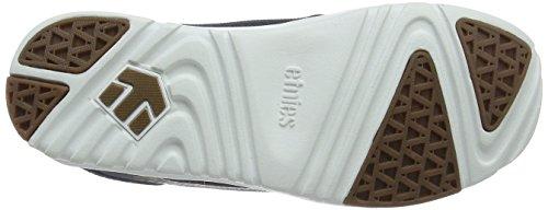 Etnies Scout W's, Scarpe da Skateboard Donna Nero (979 , Black/White/Gum)