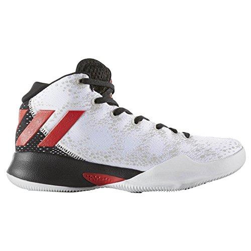 adidas Crazy Heat J, Chaussures de Fitness Mixte Enfant, EU
