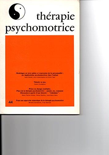 Thérapie Psychomotrice N°44