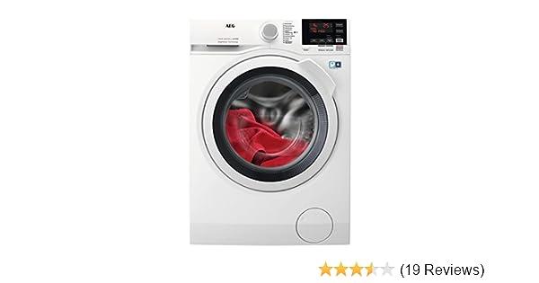 Aeg l7wb65684 waschtrockner 1600upm 8kg protex schontrommel weiß