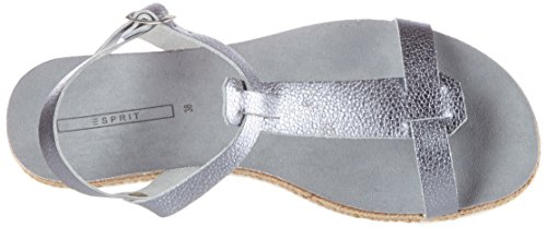 ESPRIT 047EK1W035, Sandali Donna Blu (440 Light Blue)