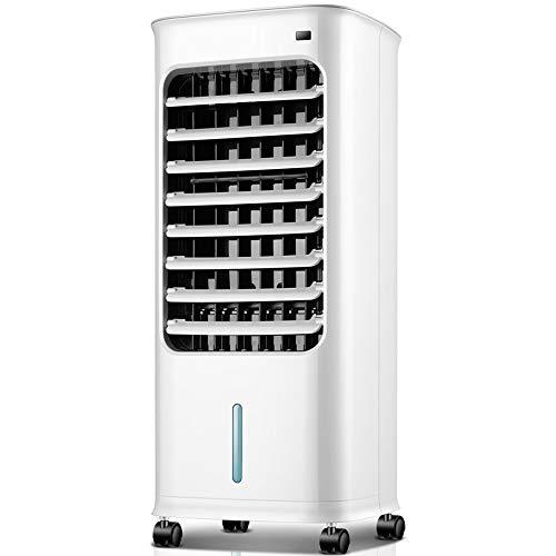 ChenCheng Climatizzatore portatile - potente aria fredda, serbatoio dell'acqua da 5 litri, funzionamento semplice, telecomando portatile staccabile piccolo climatizzatore domestico con aria condiziona