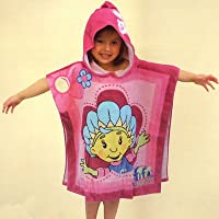 Fifi and the Flowertots Poncho Hooded Towcho Towel