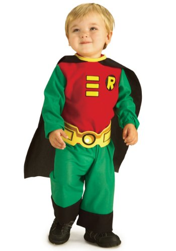 Toddler Robin Fancy dress costume 18 ()