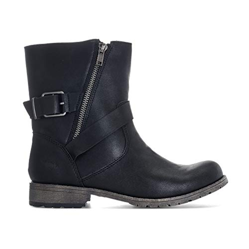 Rocket Dog Womens Blume Lewis Boots in Black