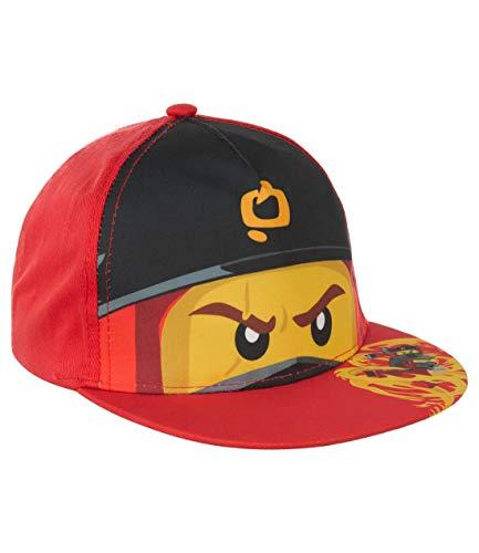 LEGO Ninjago Jungen Cap Rot 54 -