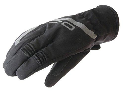 Guanti Moto OJ Black Taglia S