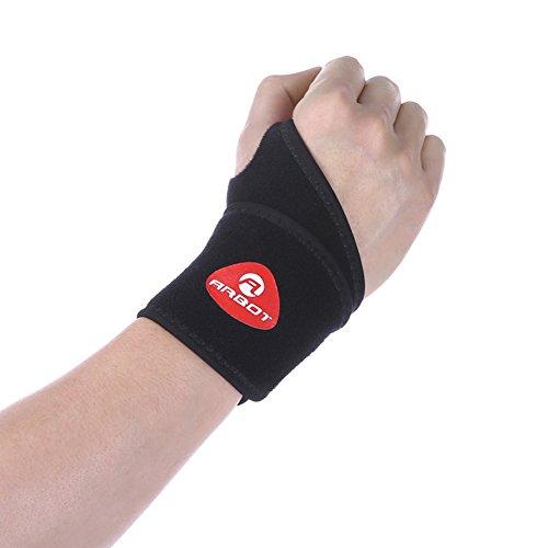 Handgelenkbandage Gelenkschoner 2er Set Handgelenkschoner für Sports Fitness Kraftsport Training
