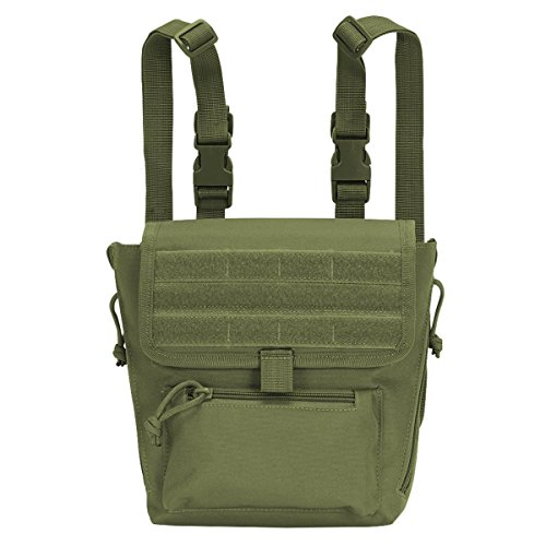 Voodoo Tactical 20–1218004000groß Fernglas Tasche, OD