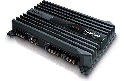 Oferta de Sony XMN1004 - Amplificador multicanal para vehículos (4/3/2 Canales, 1000 W), Color Negro