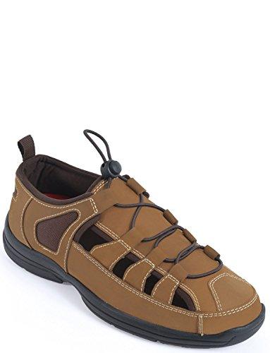 Chums , Sandales pour homme couleur Marron