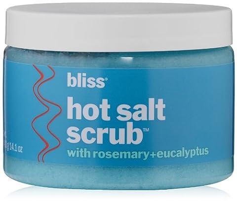 Bliss Hot Salt Gommage pour le Corps 400 g