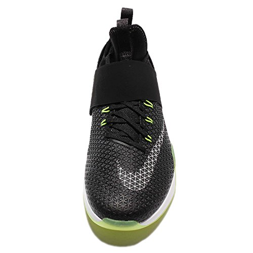 Nike 843975-003, Chaussures de Sport Femme BLACK/WHITE-DARK GREY-VOLT