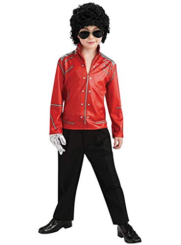 Amerikaner Michael Jackson Beat it für Kind (Michael Jackson Beat It Jacke Kostüm)
