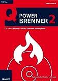 Power Brenner 2.0, CD-ROM - concept design
