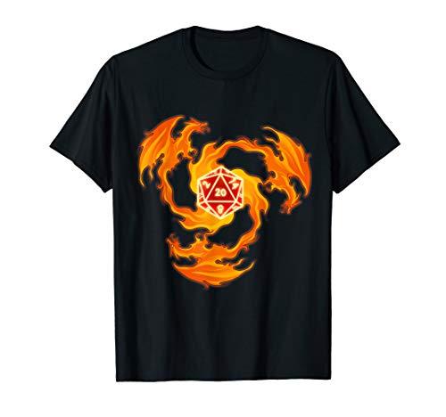 rfel Fantasy Rollenspiel Brettspiel Shirt ()