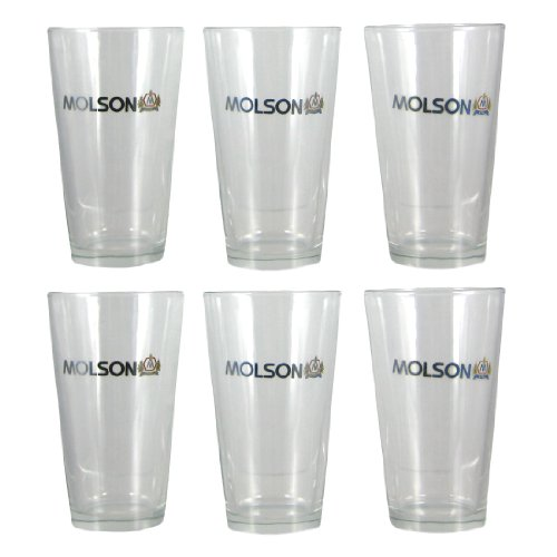 set-of-6-molson-16oz-pint-beer-glass