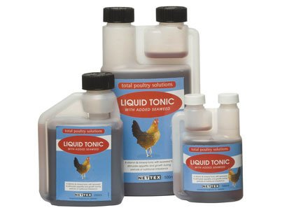 Liquid Tonic With Seaweed Poultry Hen Care 500ml